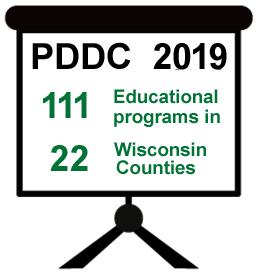 PDDC 2019 Stats
